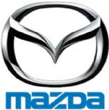 300ml Mazda Car Paint Waterbased Codes P3 - ZZ